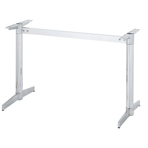 ハヤシ アルミダイキャストテーブル脚 ベースサイズ:A600×高さ700mm迄指定可×間口 スーパーセール期間限定 芯々 1600mm お見舞い 送料別 品番:CK-S-600 塗装カラー:11 ポール:60φ