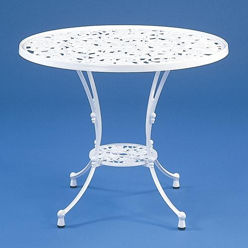 ハヤシ GARDEN CHAIR & TABLE テーブル サイズ:径810×高さ680mm 品番:HOG-Lテーブル/送料別