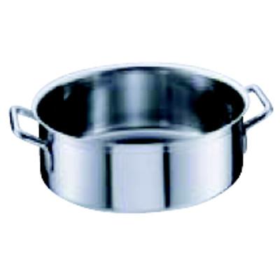 シットラムイノックス18-10平鍋 三重底(蓋無) 34R 34cm/業務用/新品/小物送料対象商品