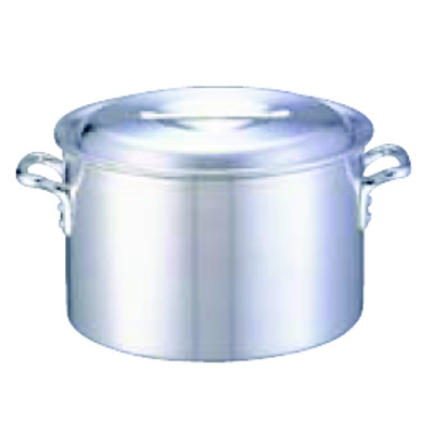 半寸胴鍋 DON アルミ半寸胴鍋 36cm[3-0024-0207] アカオ/業務用/新品/小物送料対象商品