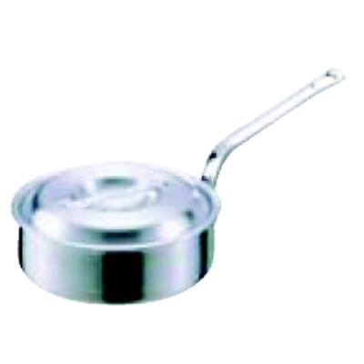 片手鍋 DON アルミ片手浅型鍋 33cm[3-0024-0507] アカオ/業務用/新品/小物送料対象商品