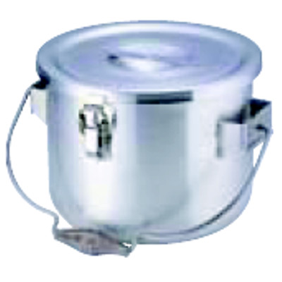 【TKG】Murano(ムラノ)18-8 真空食缶 (フック付)2リットル /7-0185-0101/業務用/新品/テンポス