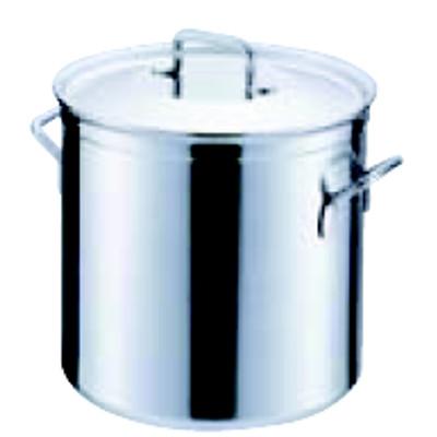 シットラムイノックス18-10寸胴鍋 三重底(蓋付)24T 24cm/業務用/新品/小物送料対象商品