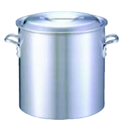 【TKG】寸胴鍋 DON アルミ寸胴鍋 54cm アカオ/7-0033-0113/業務用/新品/送料無料/テンポス