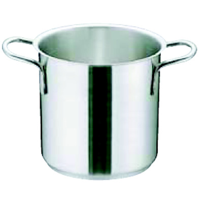 Murano(ムラノ)インダクション18-8 寸胴鍋(蓋無) 45cm [3-0001-0108]/業務用/新品/小物送料対象商品