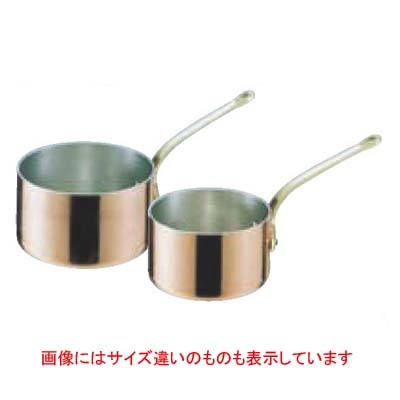 【TKG】エトール 銅 片手深型鍋 21cm /7-0035-0403/プロ用/新品/送料無料