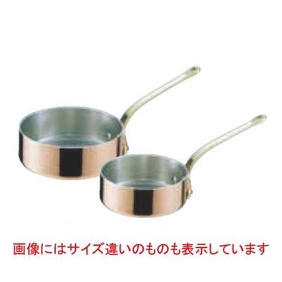 【TKG】エトール 銅 片手浅型鍋 18cm /7-0035-0502/業務用/送料無料/テンポス