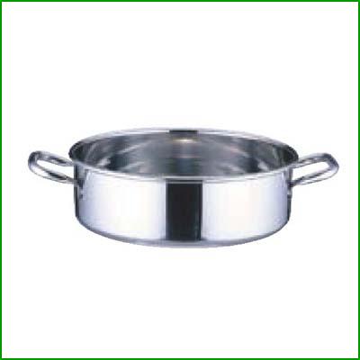 SA パワー・デンジ 外輪鍋 (蓋無) 27cm [3-0003-0303] 【業務用】【送料無料】