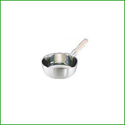 SA スーパーデンジ 雪平鍋 (クラッド鋼) 27cm [3-0006-0205] 【業務用】【送料無料】
