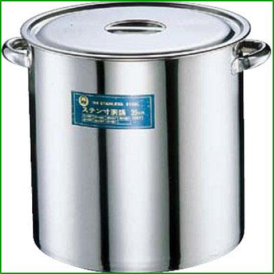 SA 18-8 寸胴鍋(目盛付) 60cm [2-0015-0311] 【業務用】【送料無料】