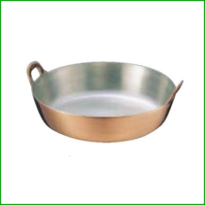 SA 銅 揚鍋 55cm [3-0279-0610] 【業務用】【送料無料】