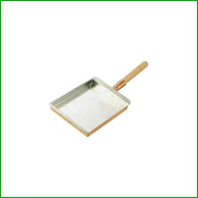SA 銅 玉子焼 関西型 30cm 【業務用】【送料無料】