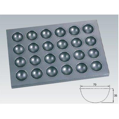 シリコン加工 わん型天板 24面/業務用/新品/小物送料対象商品