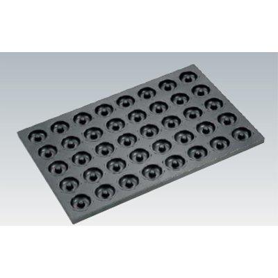 シリコン加工 エンゼル型 天板40面 SN9093/業務用/新品/送料無料 /テンポス