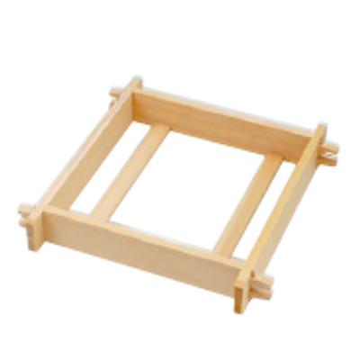 関西式角セイロ オボロ用 尺3寸×H3.3寸/業務用/新品/小物送料対象商品