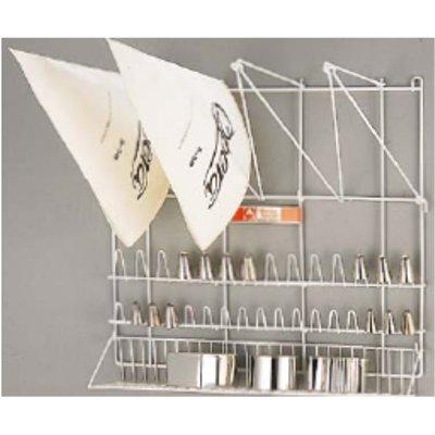 絞り袋口金両用ラック/業務用/新品/小物送料対象商品