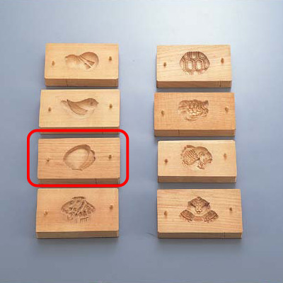 手彫物相型 蝶/業務用/新品/小物送料対象商品