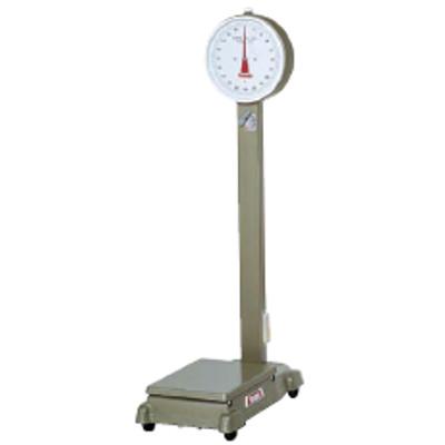 中型自動台秤(車付) 50Kg(D-50MZ)/業務用/新品/小物送料対象商品