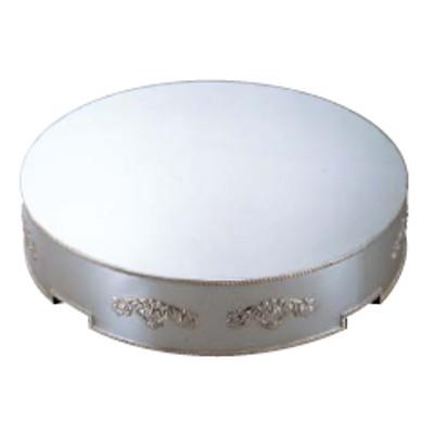 真鍮ウェディングケーキスタンド手差し付 24吋/業務用/新品/送料無料 /テンポス
