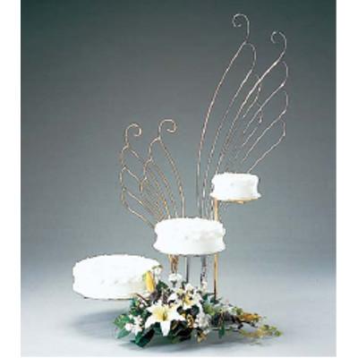ケーキスタンド クロスラインウイングタイプ FB202-W/業務用/新品/小物送料対象商品