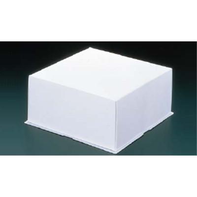 使い捨て デコボックス シャインホワイト(25枚入) 8号/業務用/新品/テンポス