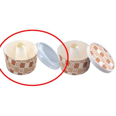 シフォンカップ(100枚入) SC841-Aペット蓋付/業務用/新品/小物送料対象商品