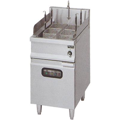 【ゆで麺器】【マルゼン】電気式冷凍麺釜 カゴ数4 【MREF-046】幅400mm【送料無料】【業務用】【新品】