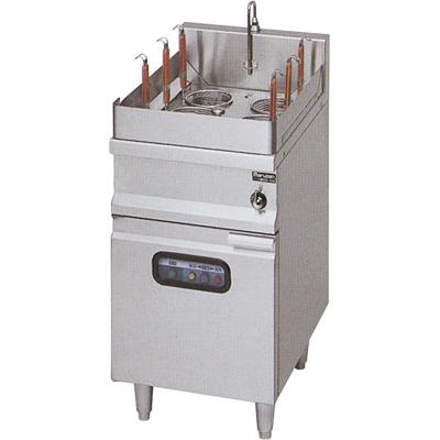 【ゆで麺器】【マルゼン】電気式角槽型ラーメン釜 カゴ数6 MREY-06(旧型式MREK-046) 幅450mm【送料無料】【業務用】【新品】