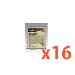シーバイエス 粉末タイプ テンポイ (250g×4) 天ぷら油固化剤 フライヤー用 16個セット