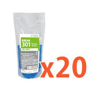 シーバイエス 除菌消臭301 500ml 消毒液 業務用 20個セット
