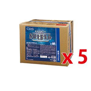 シーバイエス シールド 18L フロアワックス 5箱セット