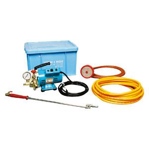 エアコン洗浄KYC-20A 洗浄ポンプ 横浜油脂工業