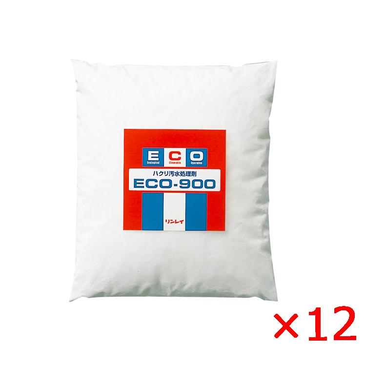 ECO-900 780g 12本 リンレイ 724030