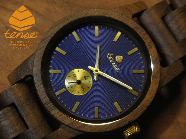 テンス【tense】ヘリテージモデル No.442 ウォールナット使用1971年創業のカナダ木工専門技を結集し、匠が創り上げたTENSE木製腕時計(ウッドウォッチ)。テンス社日本総輸入元公式販売サイト。【日本総輸入元のメンテナンス保証付】