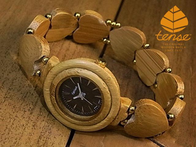 バンブーモデル No. B8 竹製腕時計(bamboo)1971年創業のカナダ木工専門技を結集し、匠が創り上げたTENSE木製腕時計(バンブーウォッチ)。テンス社日本総輸入元公式販売サイト。【日本総輸入元のメンテナンス保証付】