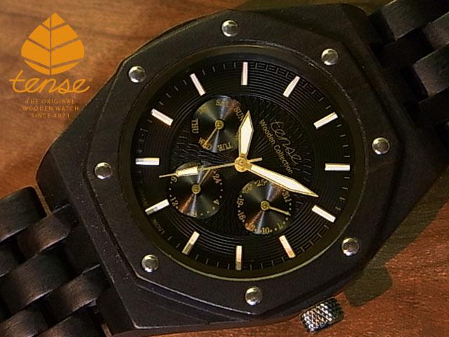 テンス【tense】オクタゴンプレミアムモル No.405 Dサンダルウッド使用1971年創業のカナダ木工専門技を結集し、匠が創り上げたTENSE(テンス)木製腕時計(ウッドウォッチ)。テンス社日本総輸入元公式販売サイト。【日本総輸入元のメンテナンス保証付】