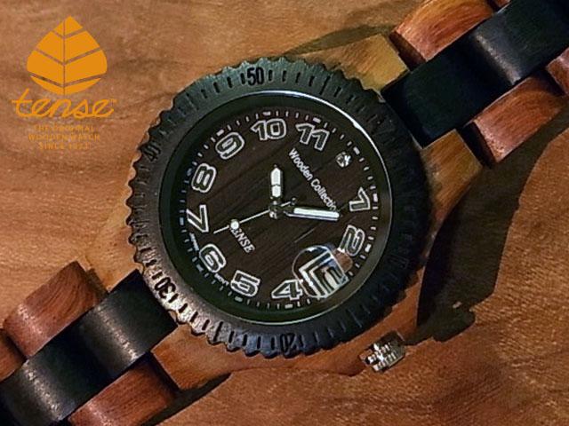 テンス【tense】プチアーバンモデル No.230 サンダルウッド使用1971年創業のカナダ木工専門技を結集し、匠が創り上げたTENSE木製腕時計(ウッドウォッチ)。テンス社日本総輸入元公式販売サイト。【日本総輸入元のメンテナンス保証付】