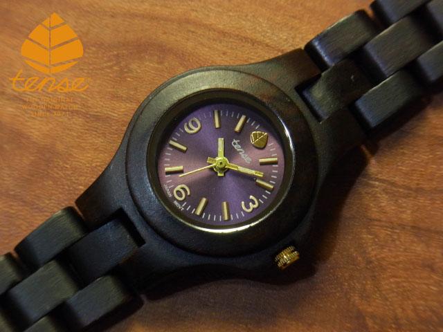 テンス【tense】クラシックモダンモデル No.382 サンダルウッド)使用1971年創業のカナダ木工専門技を結集し、匠が創り上げたTENSE木製腕時計(ウッドウォッチ)。テンス社日本総輸入元公式販売サイト。【日本総輸入元のメンテナンス保証付】
