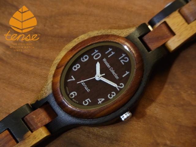 テンス【tense】オーバルモデル No.100 インレイドサンダルウッド使用1971年創業のカナダ木工専門技を結集し、匠が創り上げたTENSE木製腕時計(ウッドウォッチ)。テンス社日本総輸入元公式販売サイト。【日本総輸入元のメンテナンス保証付】