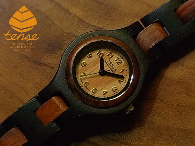 テンス【tense】シグネチャーL7509モデル No.305 ダークサンダル&サンダルウッド使用1971年創業のカナダ木工専門技を結集し、匠が創り上げたTENSE木製腕時計(ウッドウォッチ)。テンス社日本総輸入元公式販売サイト。【日本総輸入元メンテナンス保証付】