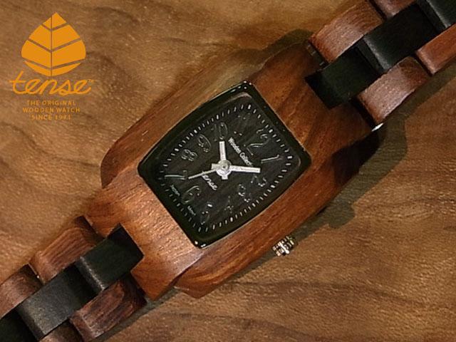 テンス【tense】プチトノーモデル No.318 サンダル & ダークサンダルウッド使用1971年創業のカナダ木工専門技を結集し、匠が創り上げたTENSE木製腕時計(ウッドウォッチ)。テンス社日本総輸入元公式販売サイト。【日本総輸入元のメンテナンス保証付】