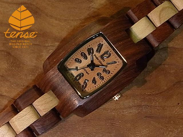 テンス【tense】プチトノーモデル No.320 サンダルウッド&メープルウッド使用1971年創業のカナダ木工専門技を結集し、匠が創り上げたTENSE木製腕時計(ウッドウォッチ)。テンス社日本総輸入元公式販売サイト。【日本総輸入元のメンテナンス保証付】