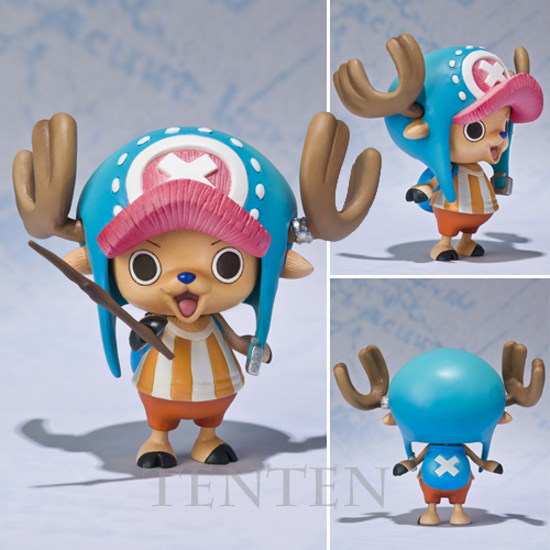 New World Ver. Figuarts Zero Tony Tony Chopper JAPAN One Piece