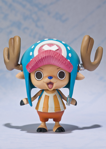 One figuarts ZERO chopper new world ver... ONE PIECE