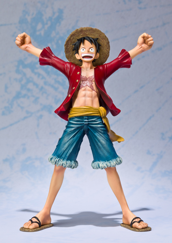 New one piece figuarts ZERO Monkey-D-Luffy world ONE PIECE