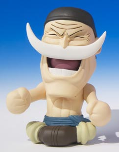 One piece PVC figure one piece@be.smile 4 BOX bigsmile