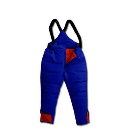 作業服 防寒着 作業着 冷凍倉庫用 防寒パンツ サンエス BO8005 ST8005 作業用ズボン 冷蔵庫用 防寒着 M~4Lサイズ ブルー
