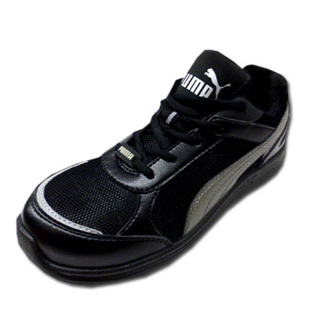 grossiste 0a545 80d9b Safety boots security sneakers PUMA SAFETY Puma safety shoes Sprint Black  Low sprint black low No. 64.333.0 resin reinforcing material in the toecap  ...