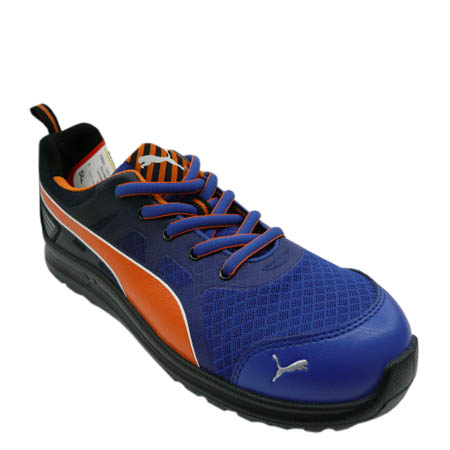 prix compétitif 34ded c9196 Safety boots security sneakers PUMA SAFETY Puma safety shoes Marathon Red  Low marathon blue low No. 64.335.0 resin reinforcing material in the toecap  ...
