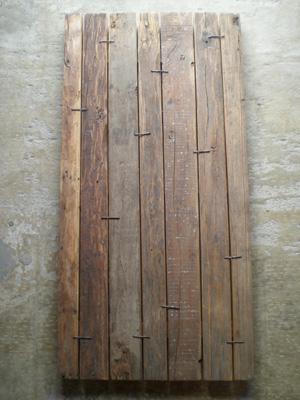 古材 ダイニング テーブル 天板 - 1500 - C /(IFN-82 - C)